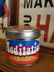 Quinnell Meditation Candle